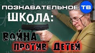 Школа: Война против детей (Познавательное ТВ, Владимир Базарный)