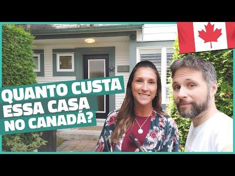 TOUR NESSA TOWNHOUSE NO CANADÁ | QUANTO CUSTA? É HORA DE COMPRAR? - OPEN HOUSE CANADÁ DIÁRIO