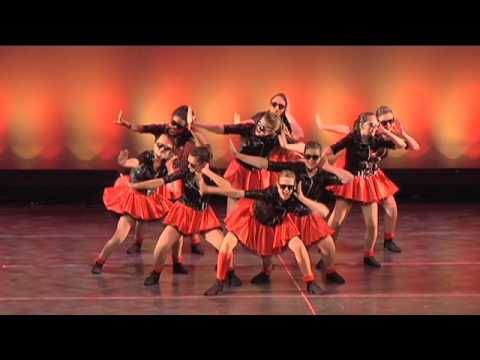 Artistic dance unlimited dvd video recital