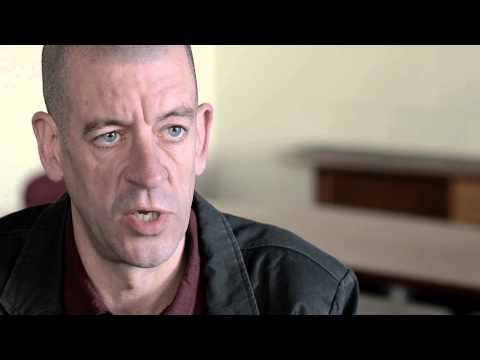 UCD Faces of Research  - Diarmaid Ferriter