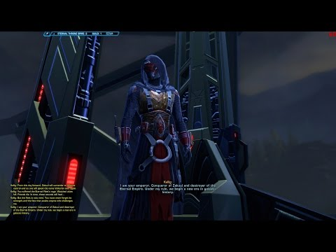 star wars the old republic jedi knight chapter 1 ending relationship