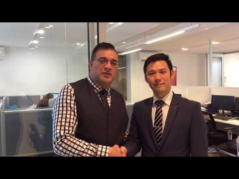 CIA Insurance Australia is growing - Director Permi Rayat introduces our new staff member David
