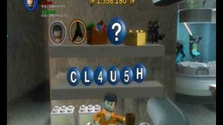 Lego star wars 2 Cheats (and how to input them)