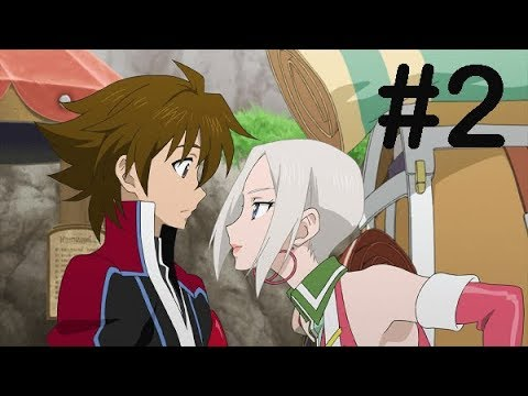 Tales Of Heart R Let's Play/Playthrough #2 Meeting New Allies