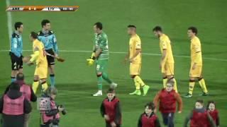 Arezzo-Livorno 1-0