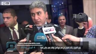فيديو| وزير الطيران: استئناف الرحلات إلى بروكسل خلال أيام