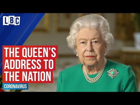Queen Elizabeth II's Coronavirus Address | LBC