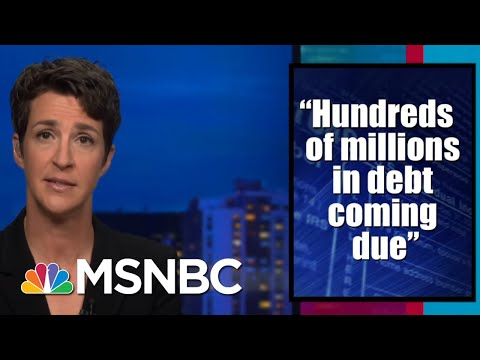 NYT Tax Story Puts Trump In Bind: Admit Being A Business Failure Or Admit Lying On Taxes | MSNBC