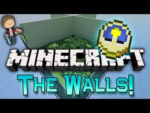 TIME?! Minecraft: THE WALLS! Mini-Game! w/Mitch & Friends!