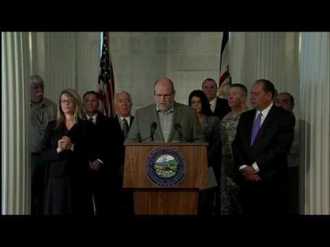 Watch West Virginia press conference on water restrictions