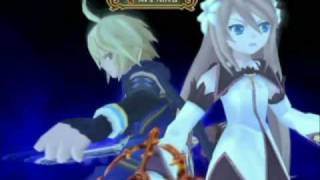 Tales of Symphonia 2 - Marta and Emil