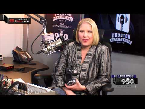 Houston Real Estate Radio w/ Shannon Register on The 9-5-0