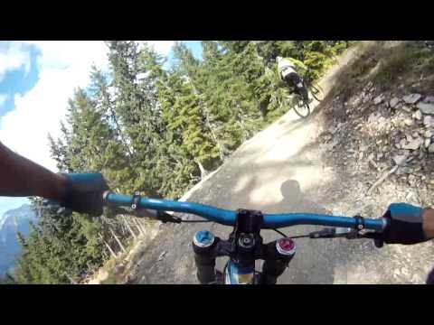 Bikepark Planai Rookie Trail