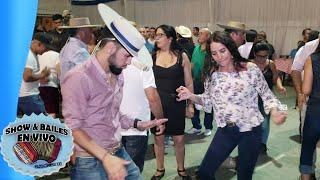 Bailando en el Reventon Ranchero con Cynthia Garrido y La Familia Ranchera 2020