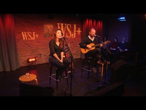 Sting, Rachel Tucker Play 'August Winds'