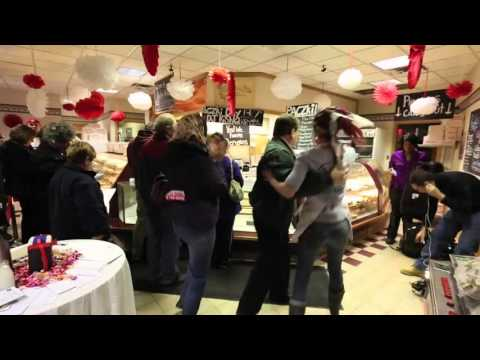 Paczki Day at Rudy's Strudel and Bakery