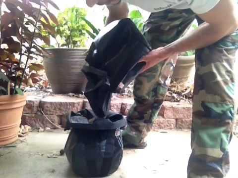How to load portable kettlebell sandbag pkb youtube for Porta kettlebell