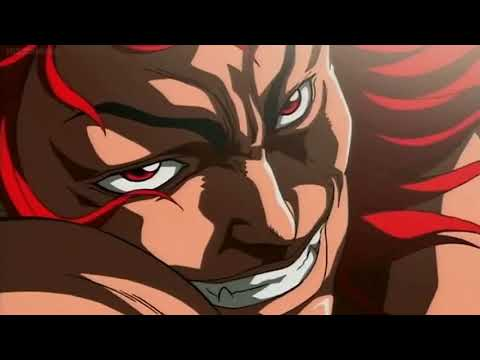 Hanma Yujiro   The Strongest Creature On Earth