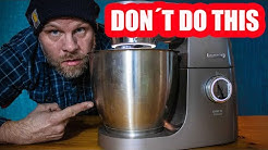 Watch This Before Getting A Kenwood Mixer!!