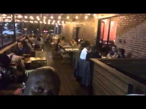 Calavera Oakland Restaurant With Chris Pastena & Taj Mahal - Zennie62