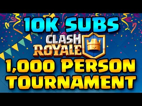 ... BATTLES! CLASH ROYALE 1/28/17 | Clash Royale tournament | clip60