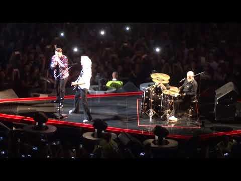 Queen + Adam Lambert tour 2018, Lisbon - Somebody to Love