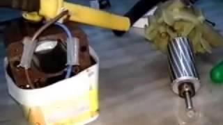 Bomba caseira para tanque de peixes parte 1
