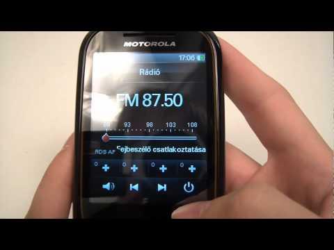 Motorola Wilder hands-on