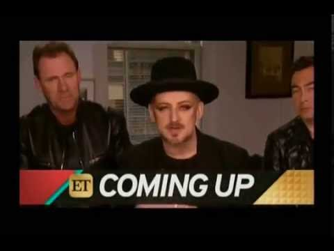 Culture Club Reunion Entertainment Tonight