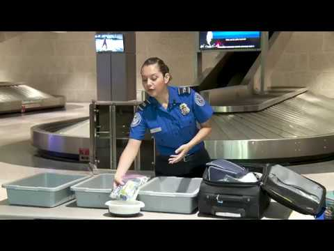 TSA Austin - How To Pack