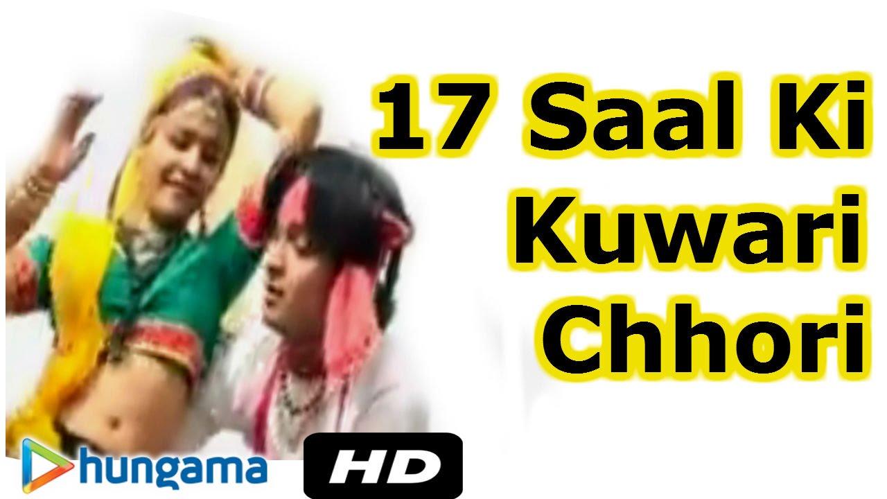 17 Saal Ki Kuwari Chhori  Titar Bolyo  Rajasthani Hot -6355