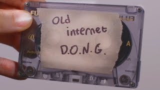 The Old Internet