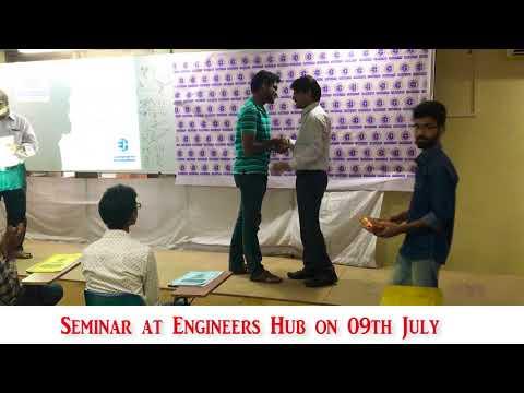 Engineers Hub Seminar held on 9th July 2017