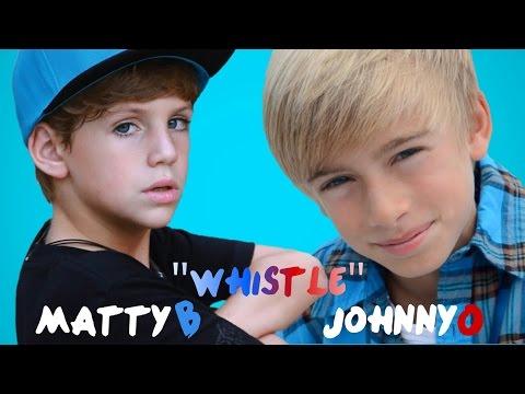 Flo Rida - Whistle (Cover by MattyB & JohnnyO)