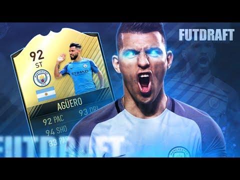 OLHA ESSE TIME DESTRUINDO ! - FIFA 17 FUT DRAFT