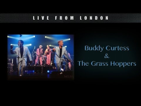 Buddy Curtess & The Grasshoppers - Uptown Special