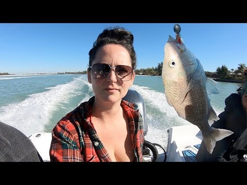 Fishing In Florida - Siesta Key Fishing Boat Charter