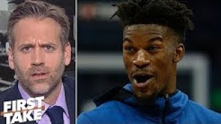 Jimmy Butler's reputation is a 'locker room cancer'   Max Kellerman  First Take