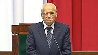 Morawiecki w Sejmie: marzy mi się nowa konstytucja
