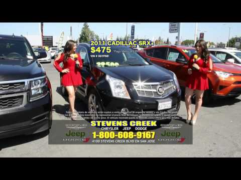 Stevens Creek Chrysler Jeep Dodge Ram San Jose, Cal. Servici