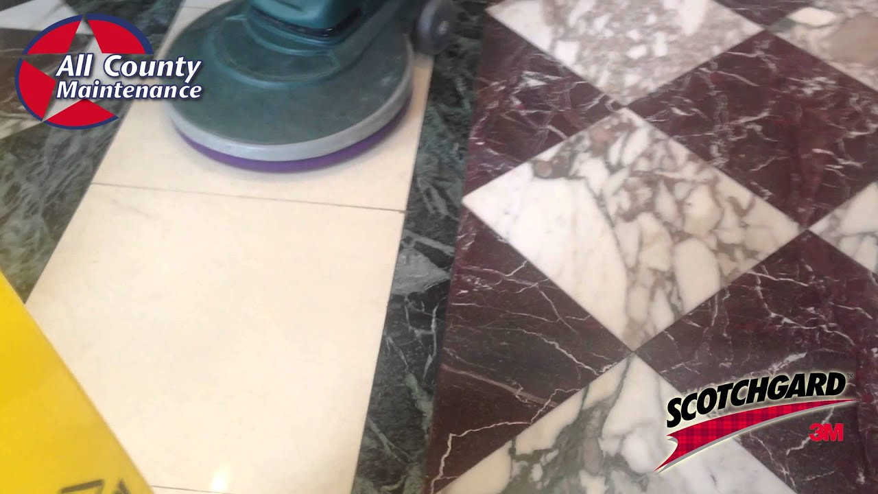 Scotchgard Stone Floor Protector Marble Cleaning