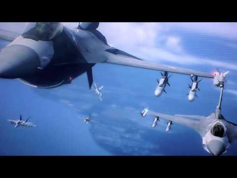 Ace Combat-Blurry