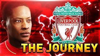 FIFA 19 THE JOURNEY #2   LIVERPOOL DEBUT & GOALS IN 1ST GAME   HUNTER KICKS AGENT OUT