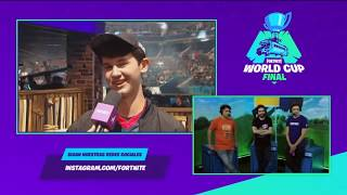 Bugha es tricampeonas fortnite World Cup, wins 3 million, King the Argentino star