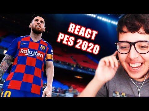 PES 2020 - TRAILER LEGENDADO  MASTER LEAGUE E NOVIDADES REACT