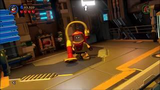 LEGO BATMAN 3   HOW TO GET REVERSE FLASH