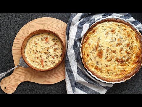 quiche-au-saumon-fumé-et-au-fromage