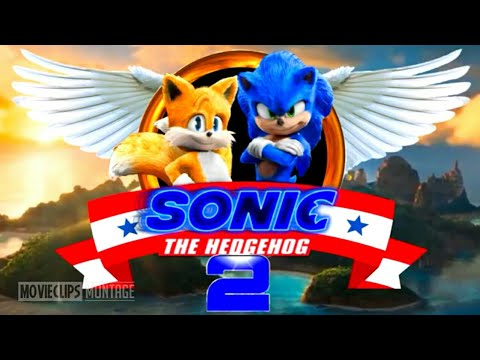 Sonic The Hedgehog Movie 2 Intro Teaser Trailer Hd Youtube