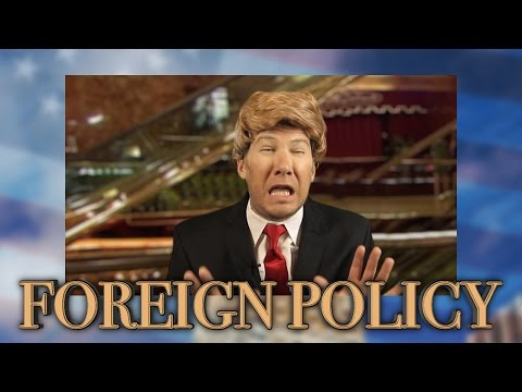 Trump Talks: Foreign Policy