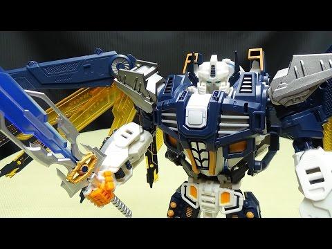 Mastermind Creations SERAPHICUS PROMINON (Nova Prime): EmGo's Transformers Reviews N' Stuff